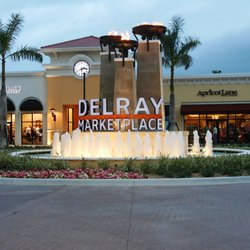 Weekend Spotlight: Delray Market Place, Delray Beach, FL