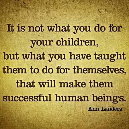 what you teach