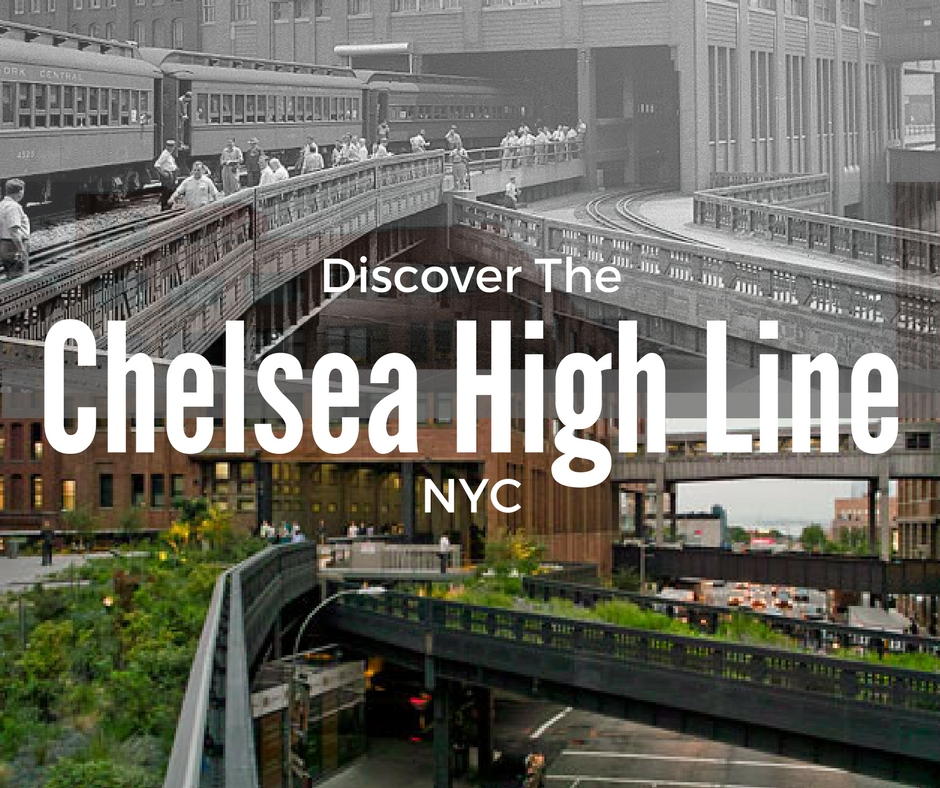 Discovering New York City's Chelsea High Line