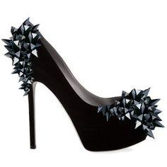 black-spikes