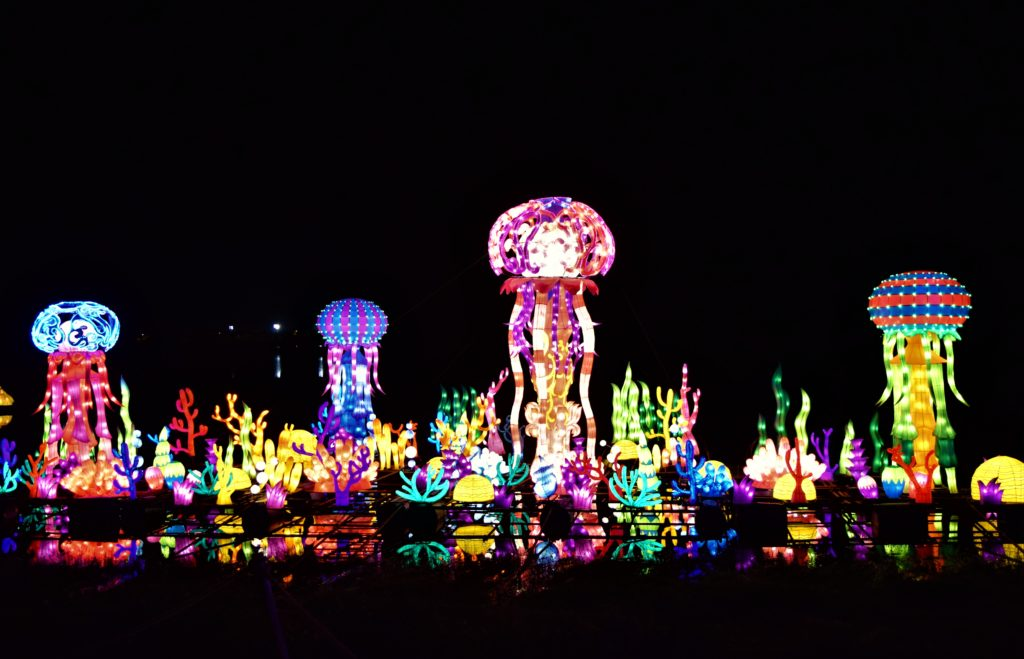 Discovering The Chinese Lantern Festival -- Where The East Meets The West (Boca That Is)