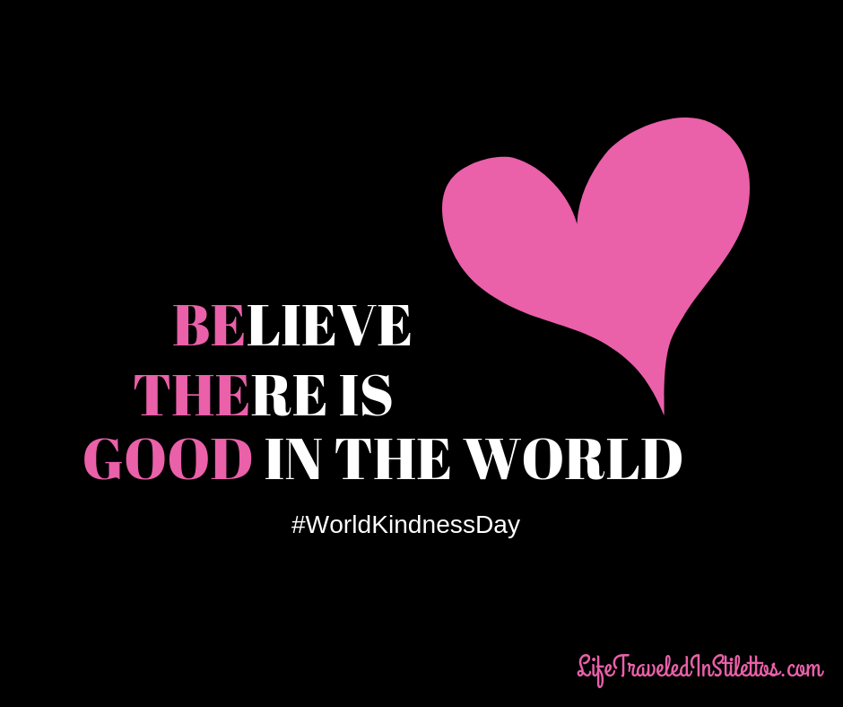 World Kindness Day -- Are We Doing Our Best To Spread Kindness?