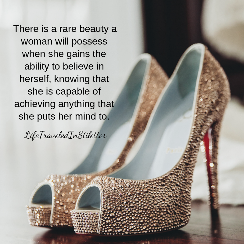 There Is A Rare Beauty A Woman Will Possess