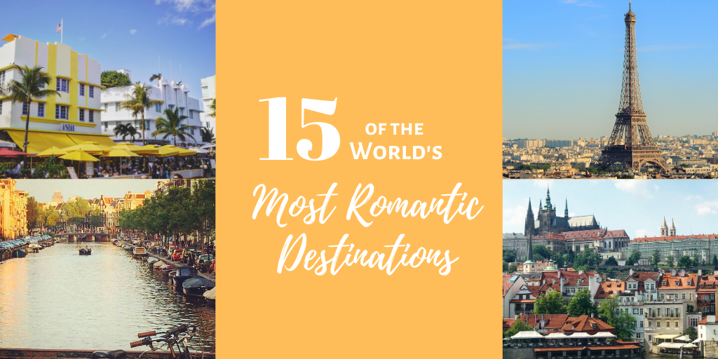 15 Of The World's Most Romantic Destinations