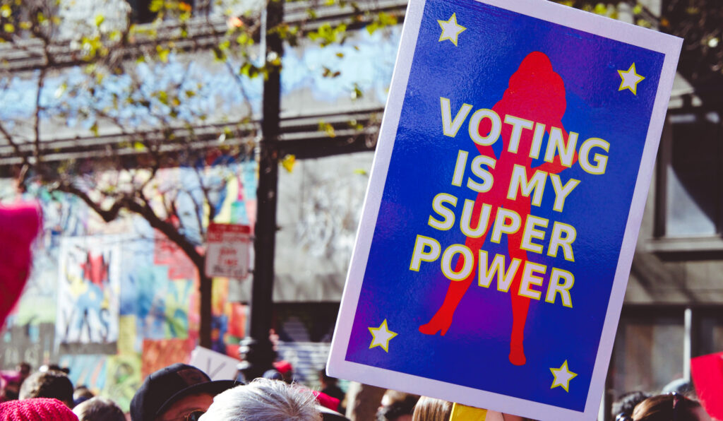 The Power Of A Woman's Right To Vote:  Celebrating the 100th Anniversary of The 19th Amendment